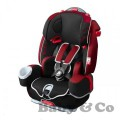 Aprica Euro Harness DX: Black/bordo