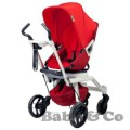 Детская прогулочная коляска Orbit Baby Infant Travel System G2: Orbit Baby Infant Travel System G2 ruby red