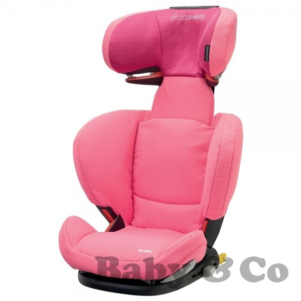 Maxi-Cosi  RodiFix: spicy pink