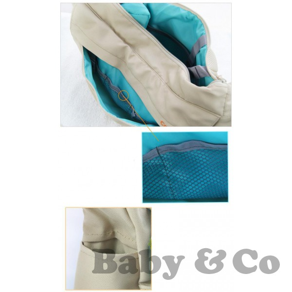 Combi Mother Bag MB-80