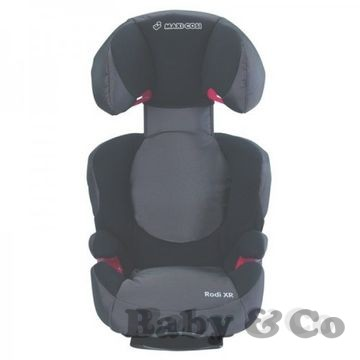 Maxi-Cosi Rodi XR: Автокресло Maxi-Cosi Rodi Xr Black Reflection