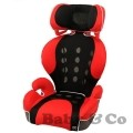 Автокресло Ailebebe Carmate Saratto Highback Junior Quattro: red