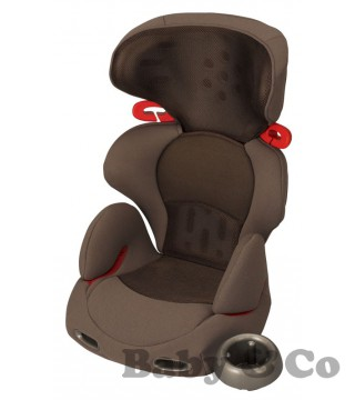 Автокресло Combi Buon Junior Air: Brown