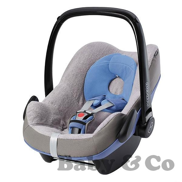 Чехол Для Maxi-Cosi Pebble: cool grey