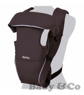 Рюкзак-переноска Aprica Easy Fitta: Black