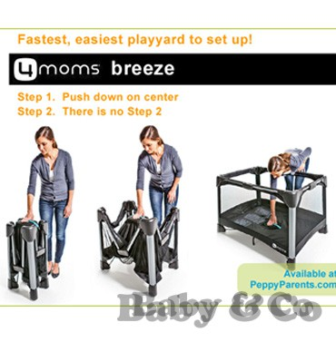 4moms Breeze