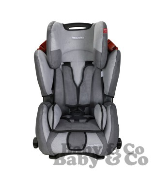 RECARO Young Sport Grey (Рекаро Янг Спорт цвет Серый)