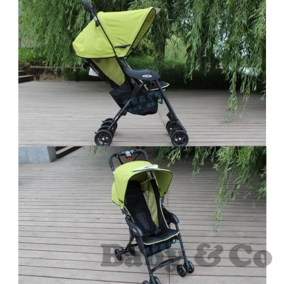Combi Quickids Air Green