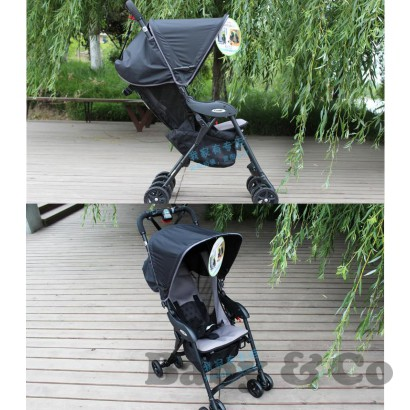 Combi Quickids Air Black