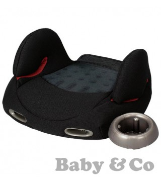 Автокресло-бустер Combi Buon Junior Booster Seat: Black